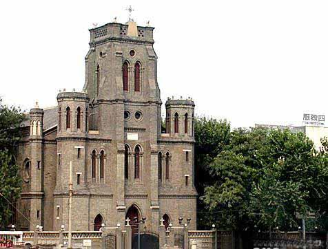 望海楼教堂