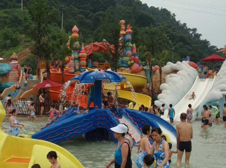杨村小世界游乐园