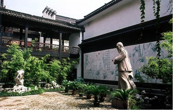 兴化市郑板桥纪念馆