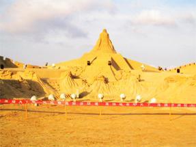 江西厚田沙漠