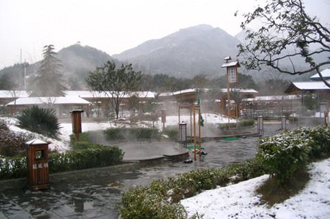天沐温泉度假村