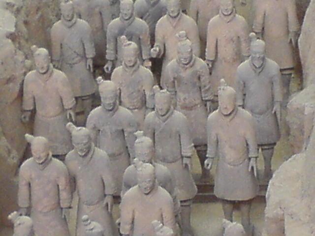 秦兵马俑博物馆