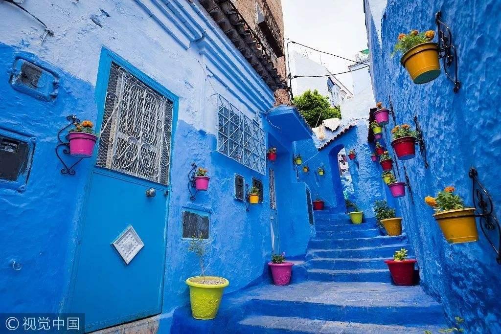 摩洛哥(四大皇城+撒哈拉沙漠+舍夫沙万+直布罗陀海峡)12天