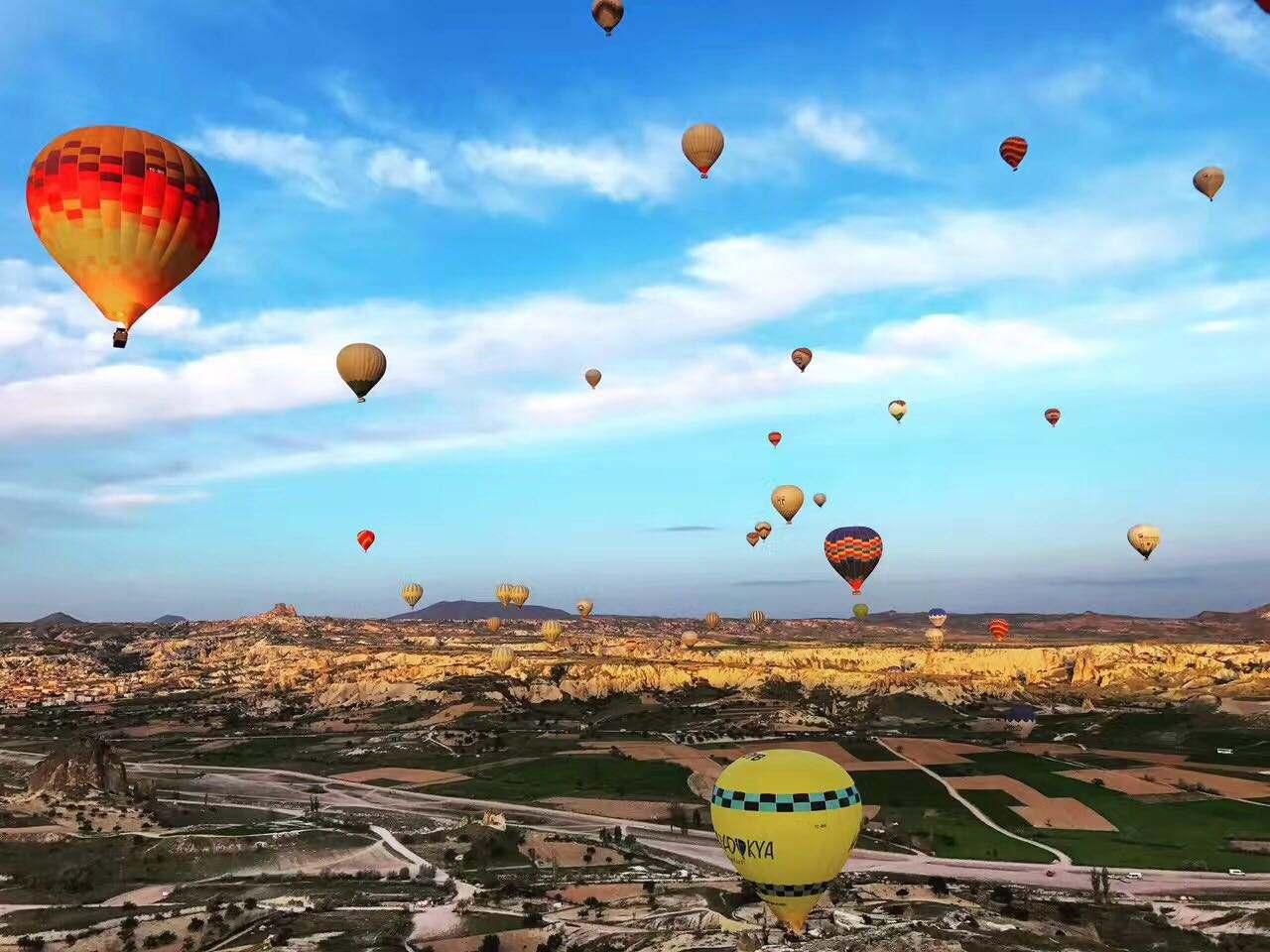 11-12月蓝色土耳其十天花样之旅(伊斯坦布尔进阿达纳出)