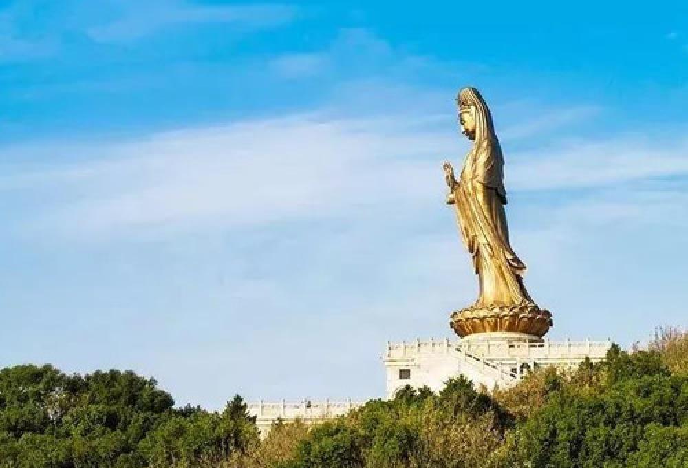 10月观世界第一大桥、普陀山祈福特价二日游