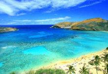 暑假【美国专线】-美国夏威夷一地半自由行7天