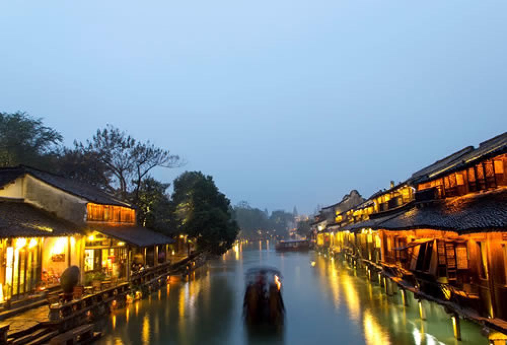 9-10月【古镇情】重返乌镇的似水年华、登观光塔特价一日游