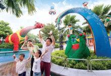 新加坡乐园纯玩半自由行6日游