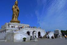 10月观世界第一大桥、普陀山、洛迦山佛教之旅特价三日游