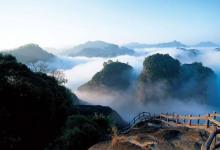 8月【武夷山天游峰、虎啸岩、漂流、一线天双高三日】2人起