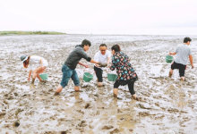 台州三门滑泥乐园、蛇蟠岛野人洞、海盗村、木勺沙滩二日游