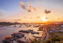 象山东海半边山海滨踏浪、中国海影城、东门渔村二日游