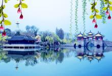 醉美扬州行--扬州瘦西湖、镇江金山寺、西津渡二日游(商务)