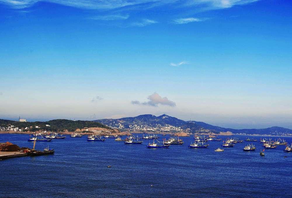 离岛·微城·慢生活:去嵊泗溜达,吹海风品海鲜,与蓝天来个约会