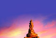 成都锦里、熊猫基地、乐山、峨眉山金顶、都江堰双飞五日游