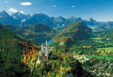 -德国法国意大利瑞士+新天鹅堡+金色山口列车12天