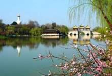 """特价【""""箱""""约】扬州园林瘦西湖、国家湿地公园凤凰岛二日游"""