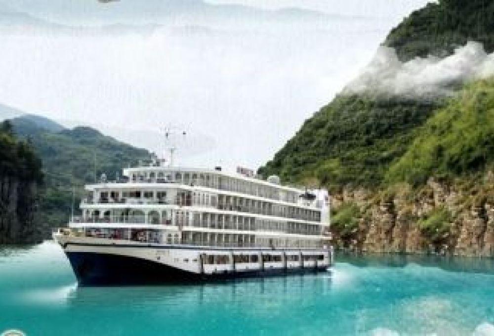 9月特价【维多利亚3号】长江三峡(长江海外系列五星豪华游船)
