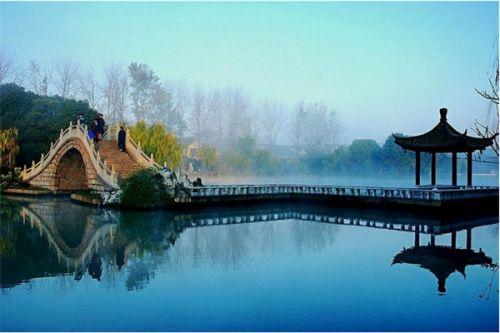 【地道·山水景观游】扬州瘦西湖、泰州溱湖风光二日游
