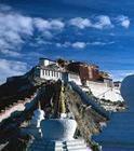 W布达拉宫大昭寺纳木措林芝鲁朗林海西藏民俗村茶马卧去飞回10