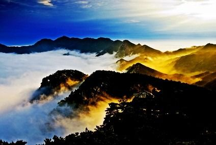 庐山双卧4日游|精华景点游览