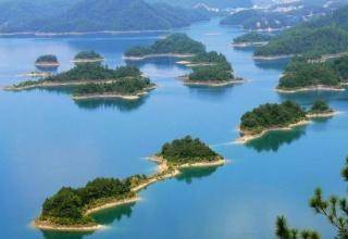 【湖之秀】桐庐垂云通天河、森林氧吧、千岛湖中心湖区二日游
