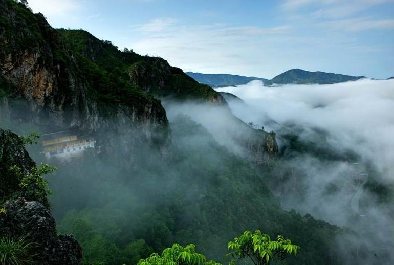 迎春·山之灵】东南第一山--雁荡山、观中华名夜景、玻璃栈道养