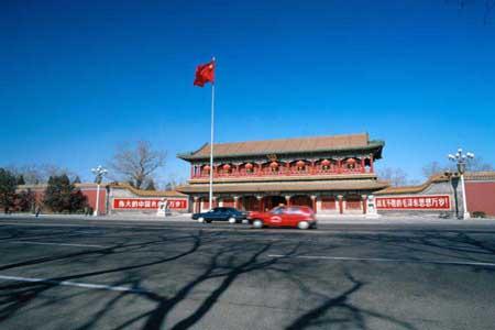 1月份开班【轻奢帝都—高铁往返】—北京深度漫步五日游K团