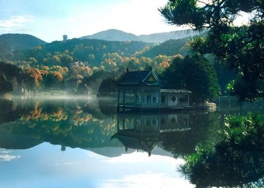 【清凉之旅-坐着高铁游江西】—避暑胜地庐山、南昌双高品质三日