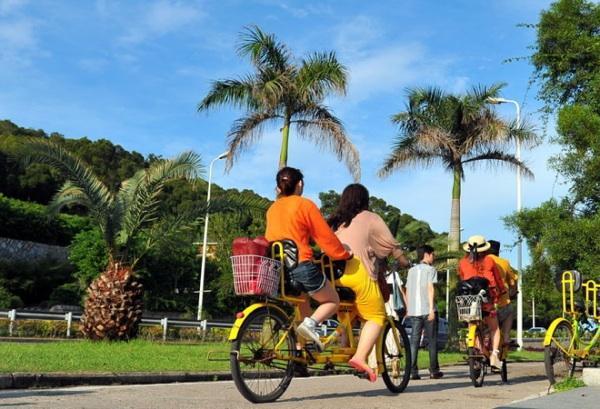 【暑期亲子专线】【乐游鹭岛】-厦门鼓浪屿、环岛路骑行、集美学