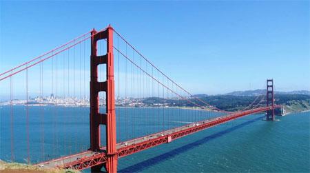 出境旅游系列--美国西海岸旧金山深度11日深度(2月!)