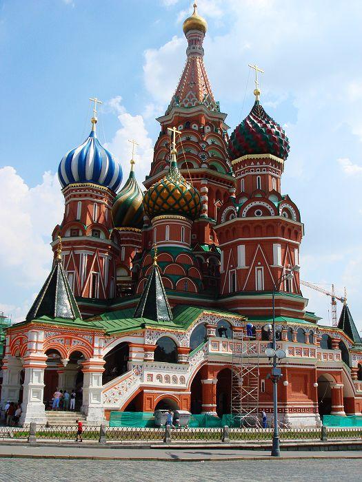 出境旅游系列--俄罗斯+阿联酋9日游(11-1月!)