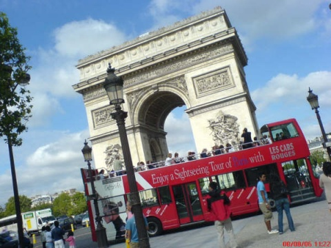 出境旅游系列--法国一地深度9晚11日游(11-12月!)