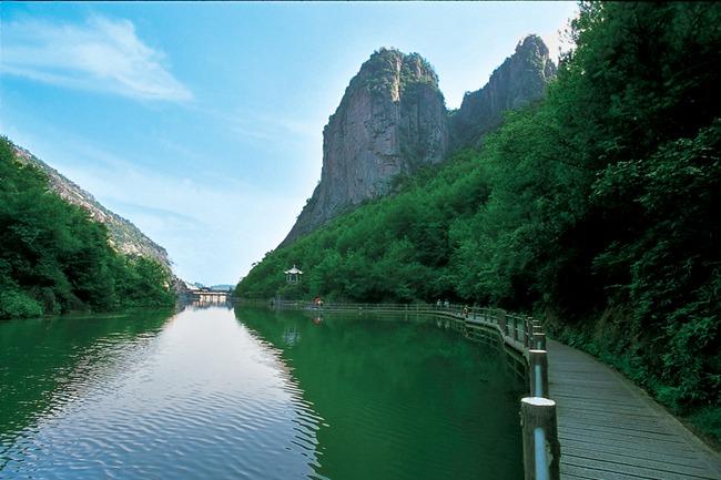 【快乐特惠游】大美天台山、国清寺、琼台仙谷特价一日游