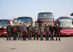 绍兴巴士旅游汽车服务有限责任公司:53座舒适旅游大巴