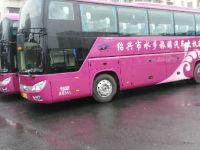 绍兴市水乡旅游汽车出租有限公司:可预约各种大巴车