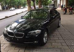 绍兴市诺亿汽车服务有限公司:宝马5系
