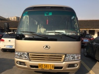绍兴市水乡旅游汽车出租有限公司:19座中巴车