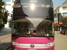 54座大巴车 旅游租车 商务包车 外企用车 长期包租用车