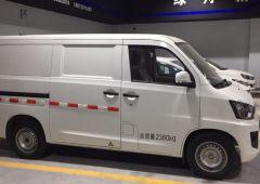 绍兴市午吉汽车服务有限公司:新电动面包物流车,一年起租