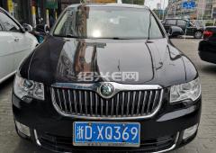 绍兴市诺亿汽车服务有限公司:斯柯达昊锐