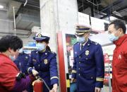 绍兴18个消防检查组夜查,发现安全隐患不少!