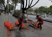 春节过完,绍兴街头4万只灯笼去哪儿了?