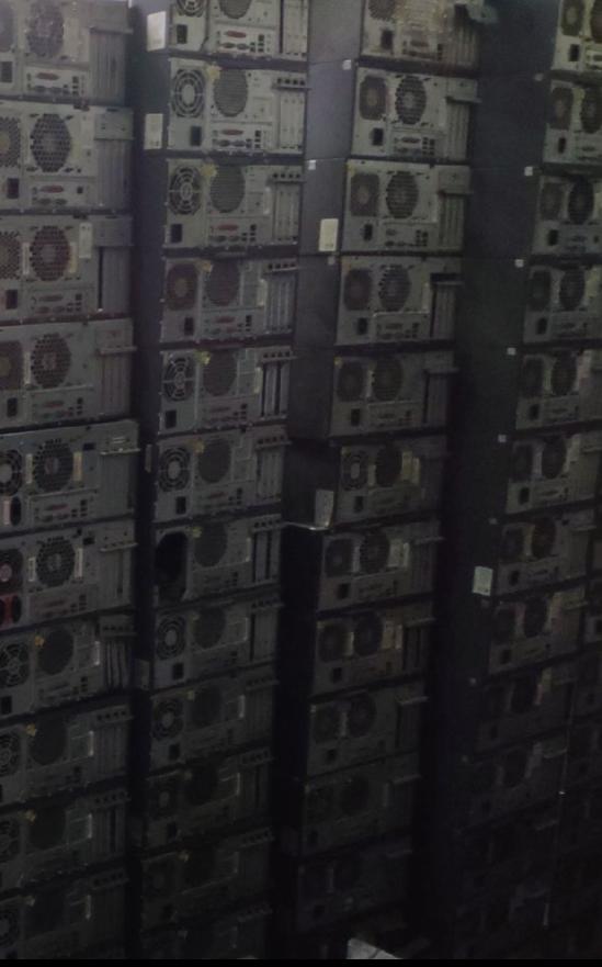 大批网咖游戏电脑+公司设计办公电脑+品牌一体机+电视机+笔记本+投影仪便宜卖
