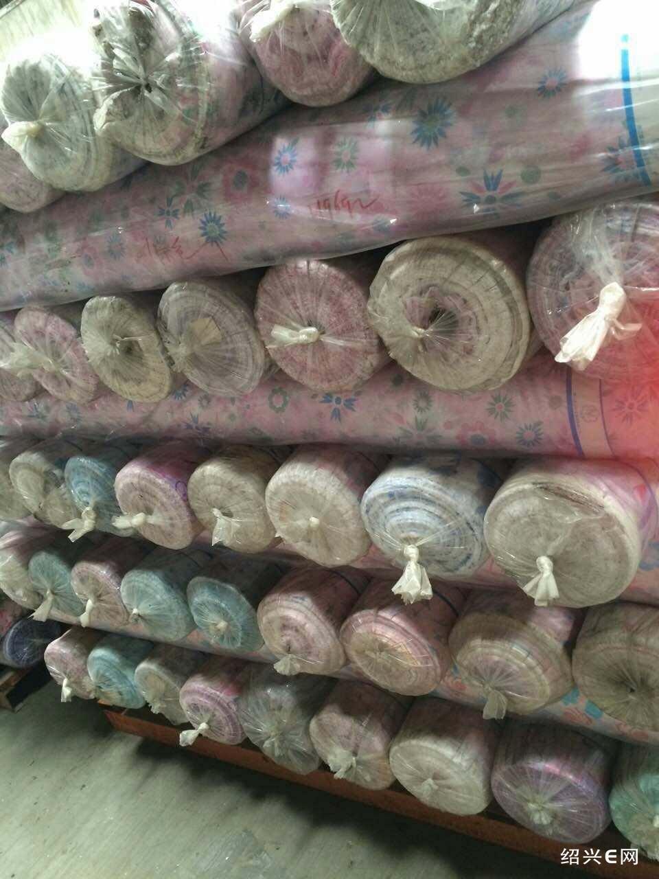 高价收购库存布.针织、梭织、绒布等15167012886微信同号