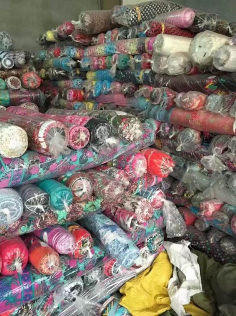 高价大量收购库存布:针织.梭织.零次布..绒布13646733743服装。