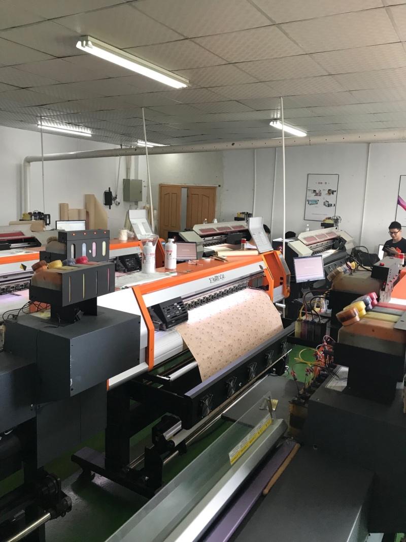 数码印花厂