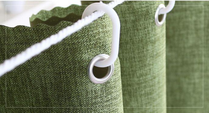 本家纺厂加工窗帘床帘打孔鸡眼气眼打扣超声波压花