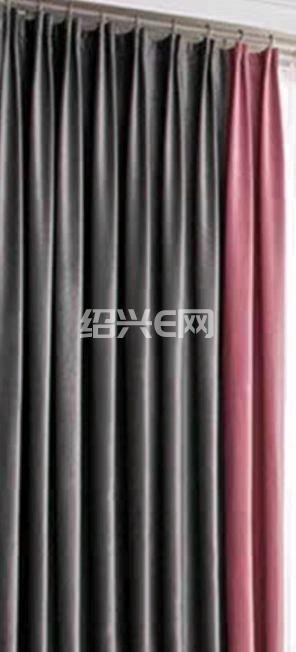 绒布窗帘精品加工-电话18325365521微信同号