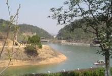 常山县东明湖公园